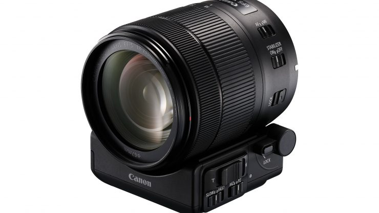 EF S 18 135mm and adapter