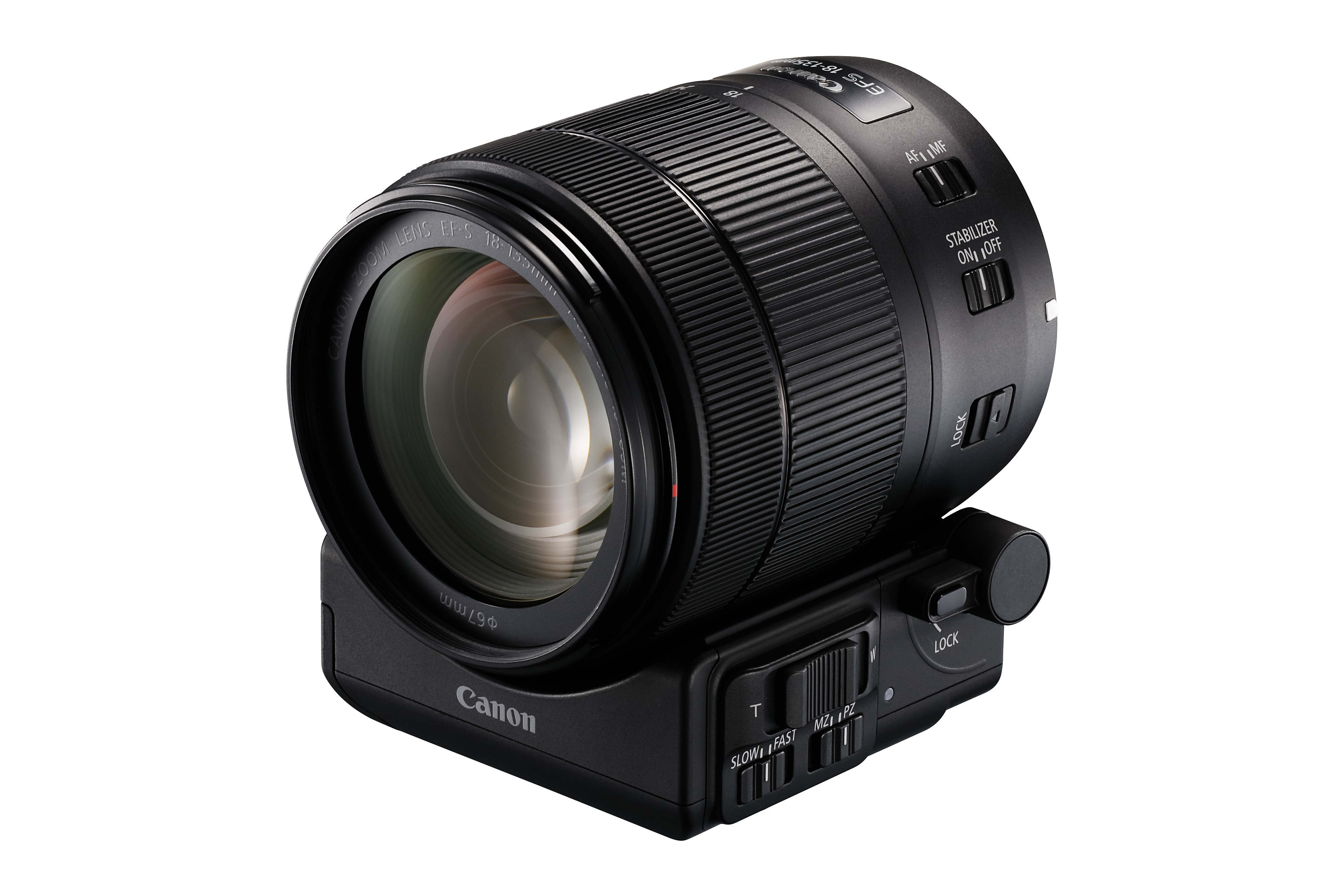 Canon bring motorised zoom to their DSLRs with the new 18 ...