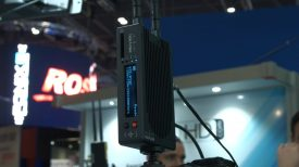 Newsshooter at BVE 2016 Teradek Cube 600 series