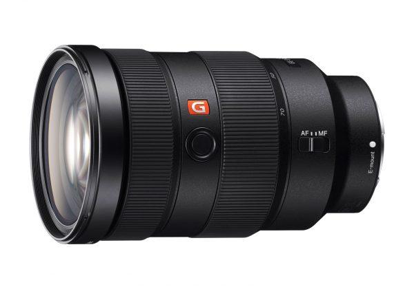 Sony's new FE-mount 24-70 F2.8 zoom lens