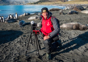 Shooting on the Antarctic Peninsula with the Sony a7R Mark II