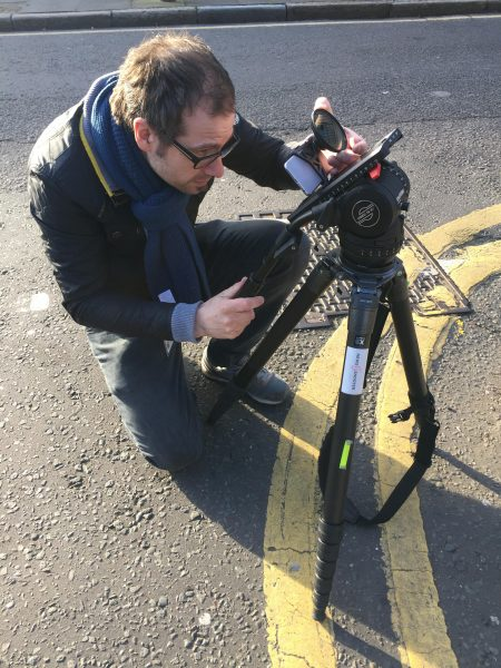 Newsshooter contributor Simon Glass gets to grips with the adapter.