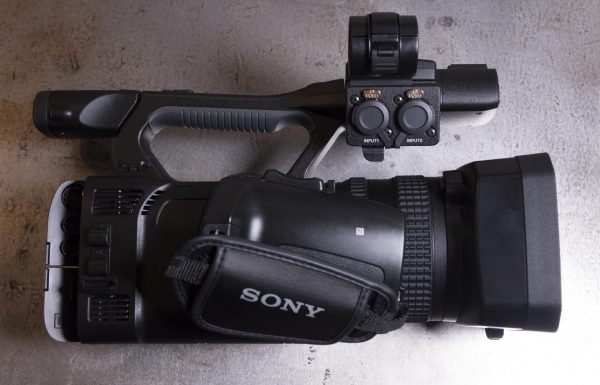 The camera is designed for simple every day operation.