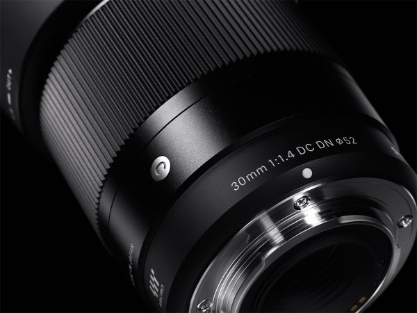 The 30mm f1.4 will be available in MFT and E-mount versions.