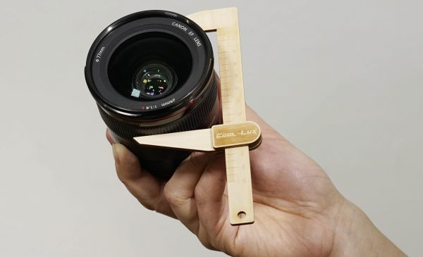 The best way to ensure a good fit for the Lux Gear is to measure the diameter of your lens focussing ring