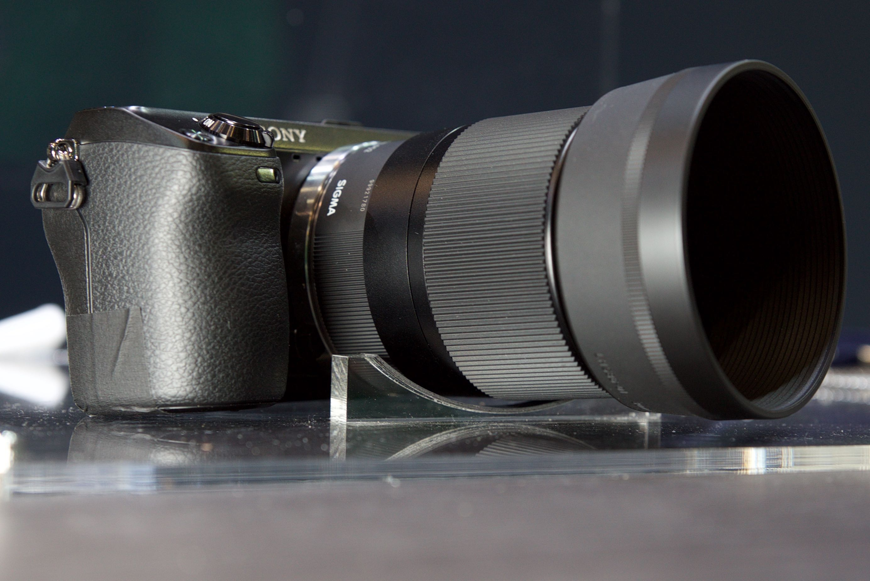 CP+ 2016: Hands on with the Sigma 30mm f/1.4 DC DN Sony E-mount lens ...