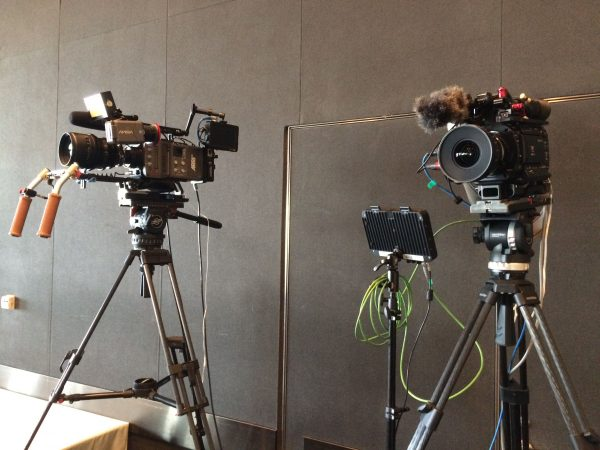 Using the Odyssey 7Q+ with the Sony F3