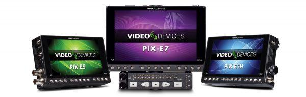 Video Devices PIX-E Series with PIX-LR