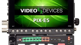 Video Devices PIX E5 with PIX LR