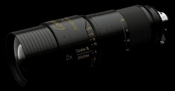 Cooke 35-140mm Anamorphic/i zoom