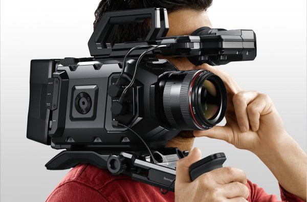 The URSA Mini 4.6K.