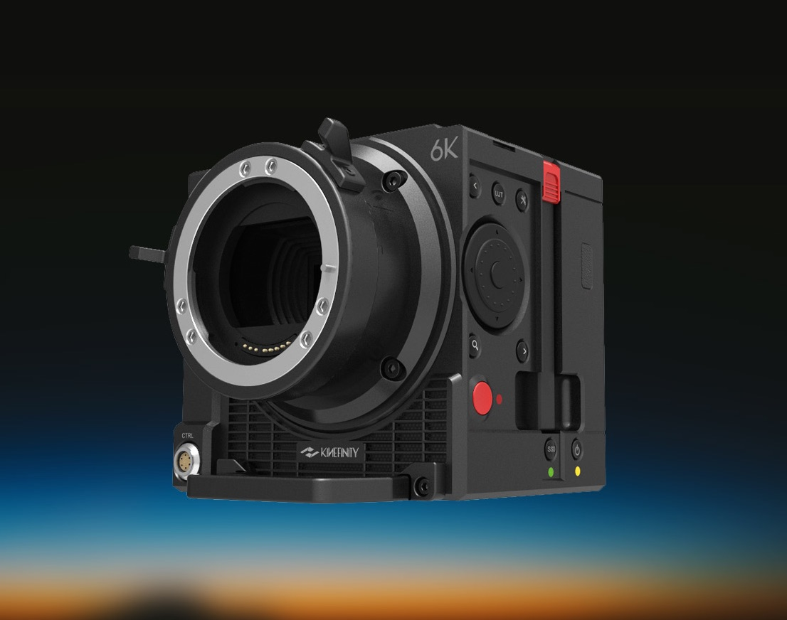 k for less than kinefinity launch the terra a compact raw and prores shooting cinema camera in versions