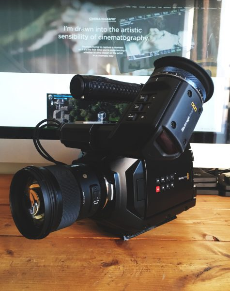 I often bolt the EVF directly to the body.