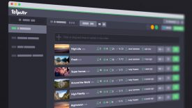 wipster ui listview810 x480 0
