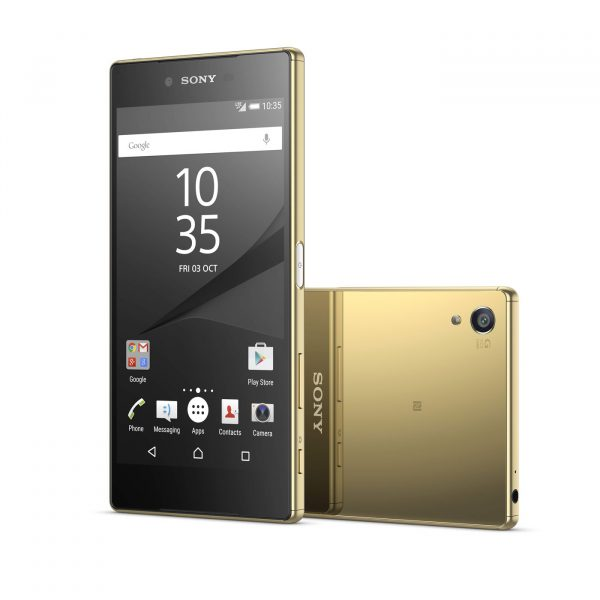 Sony Xperia Z5 users have been able to record and view 4K footage on their (gold) phones for a while now.