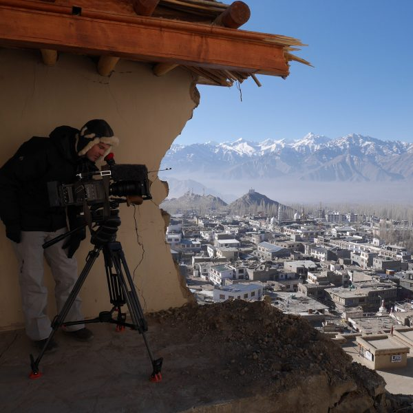 Shooting with the 18P S! at -25c in the Himalayas