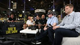 NAB Live Show 2016 Newsshooter Lens Experts