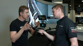 Newsshooter at NAB 2016 Edelkrone jib plus