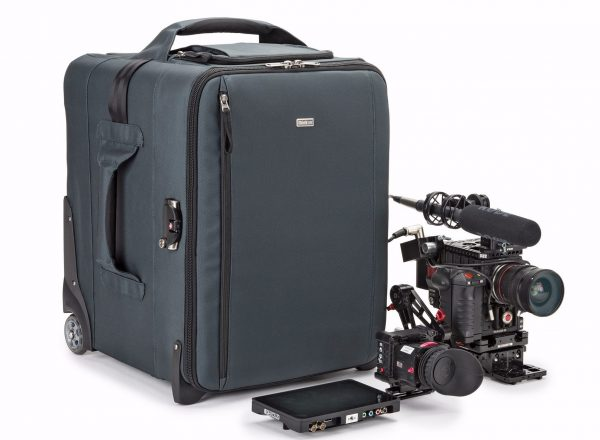 The Video Transport 18 takes a fully configured rig ready to shoot