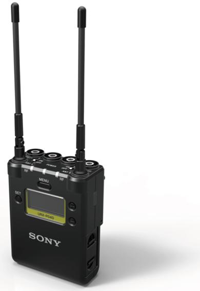 The Sony URX-P03D