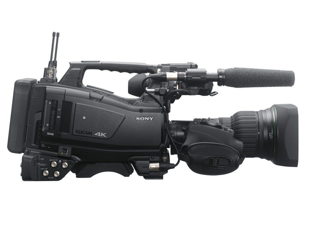 """PXW-Z450 2/4"""" 4k camera"""