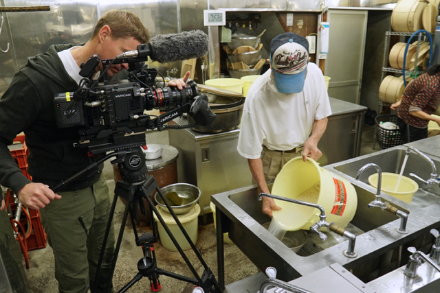 """用VariCam LT记录日本食神的最后""""一战""""--NewShooter记者 LT单兵拍摄完整报告"""
