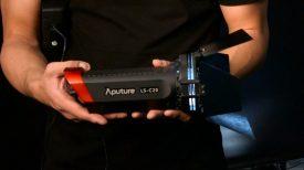 NAB 2016 Aputure LS C20 LED mini fresnel for 199 US