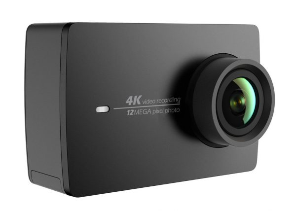 The 4K Yi action cam