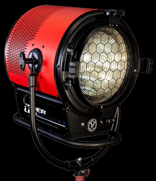 The 1800W Mole-Richardson Tener daylight LED