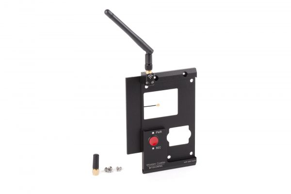 The new Wooden Camera wi-fi side plate