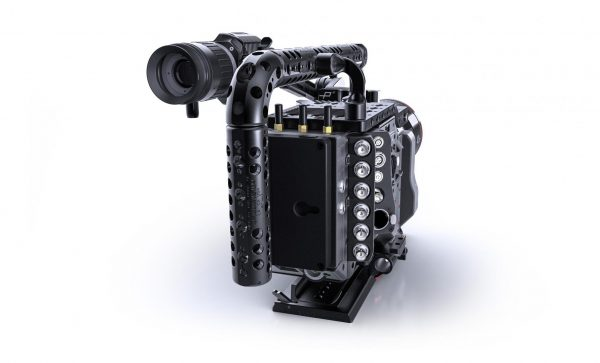 The rear of the DXL. (Source: Panavision)