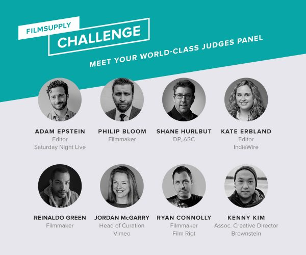 A few familiar faces and a wealth of talent in the lineup of judges...