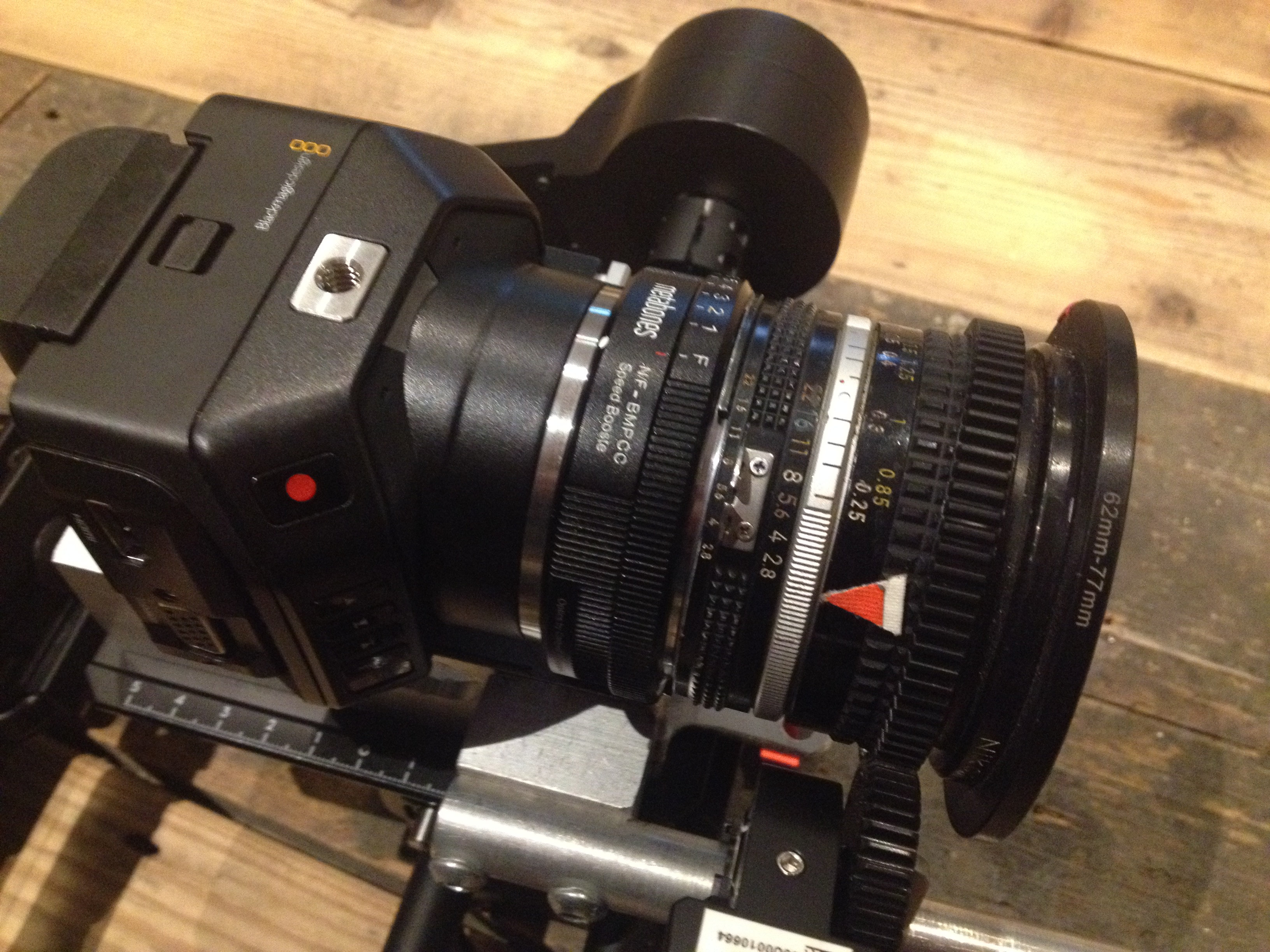 Blackmagic Micro Cinema Camera First Impressions By Dp Sam Morgan Moore Newsshooter