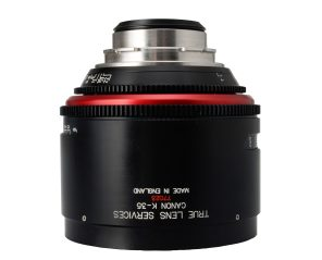 The TLS 35mm K-35