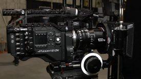 Newsshooter at Cinegear 2016 Panavision DXL 8K cine camera