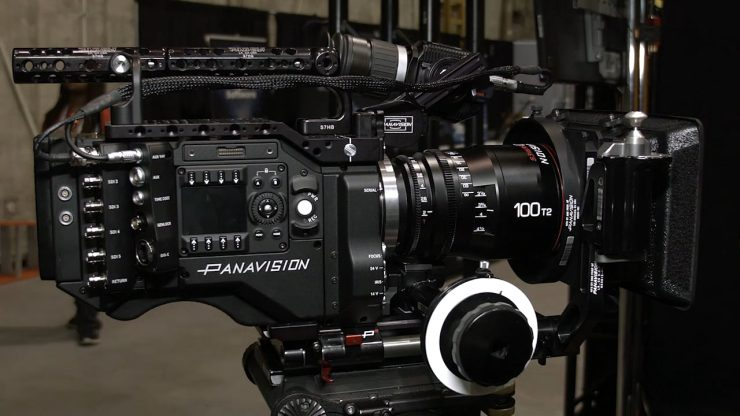 Newsshooter at Cinegear 2016 Panavision DXL 8K cine camera