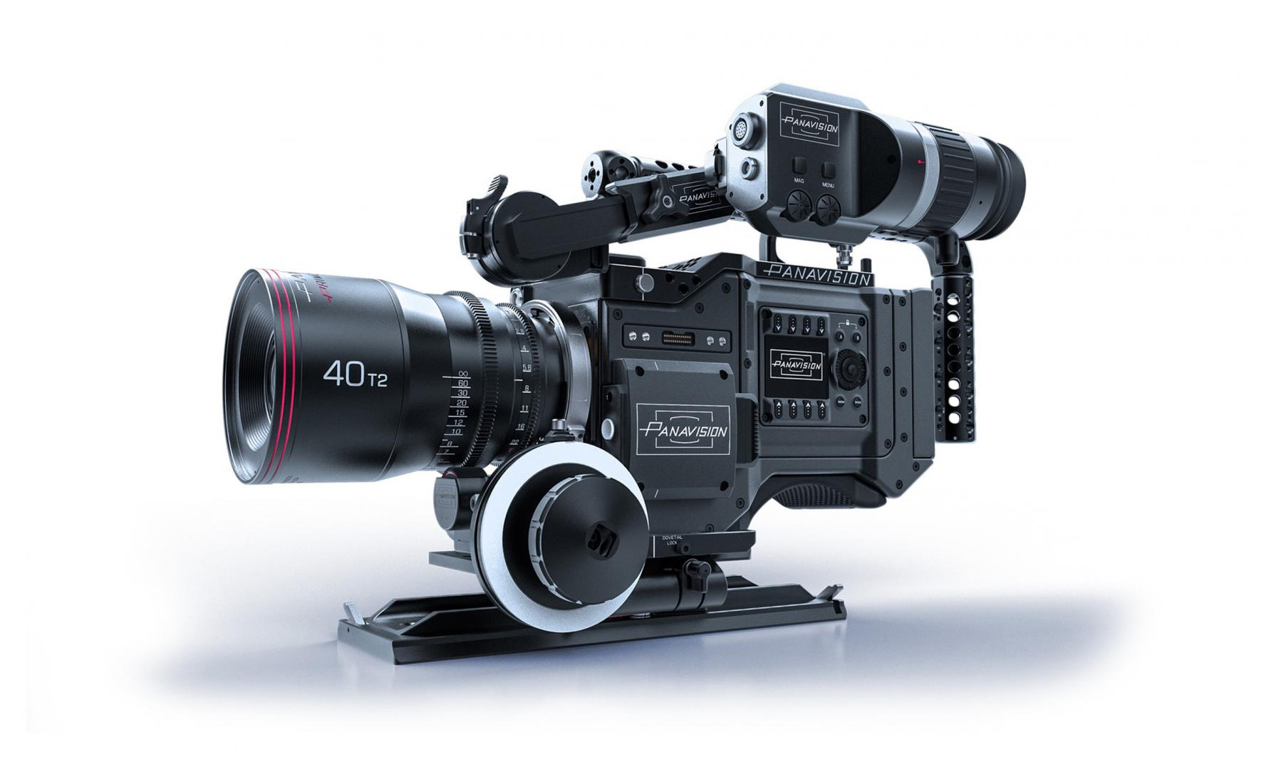 Panavision announce 8K DXL cinema camera with RED Dragon ...