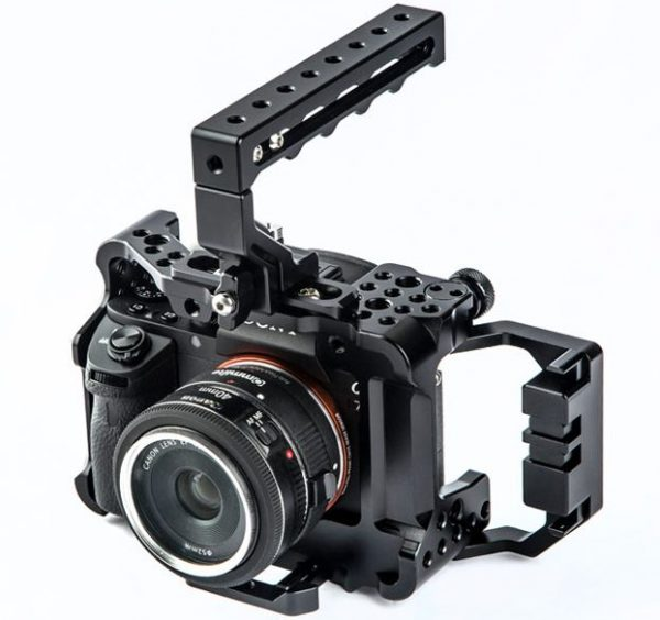 The Seercam cage for a7S II and a7R II