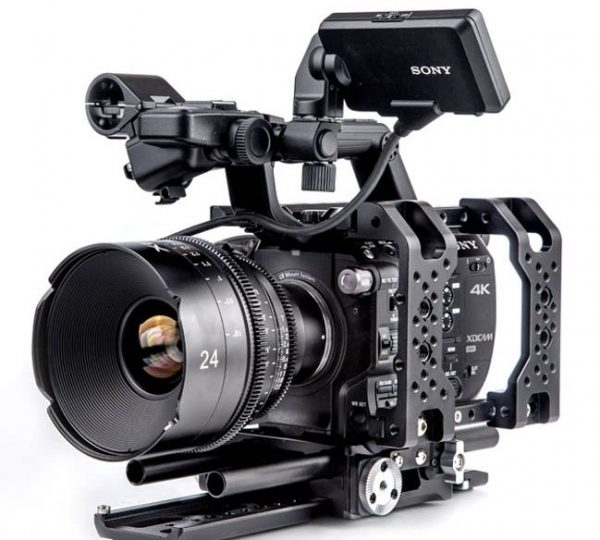 The Seercam Cube Five FS5 cage