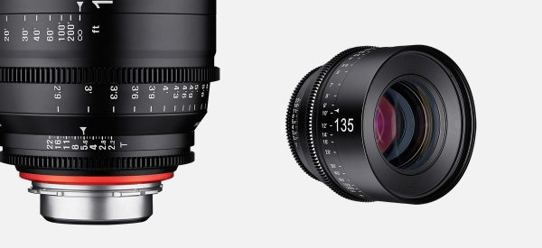 The XEEN range is certainly robust, and although pricey compared to DSLR lenses, against other brands' cine offerings they offer decent value.