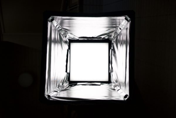 You can greatly increase the Z400S Soft's output by using the KS-1 softbox as a light intensifier.