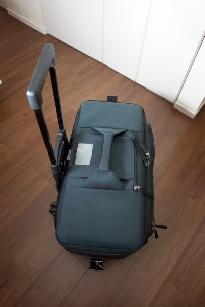 Using the Video Workhorse 25 with a Kata Insertrolley .