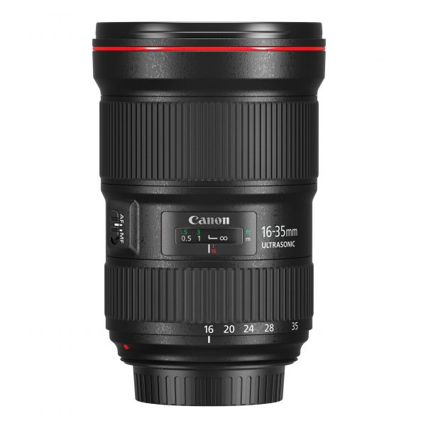 The new Canon 16-35mm f2.8 L III