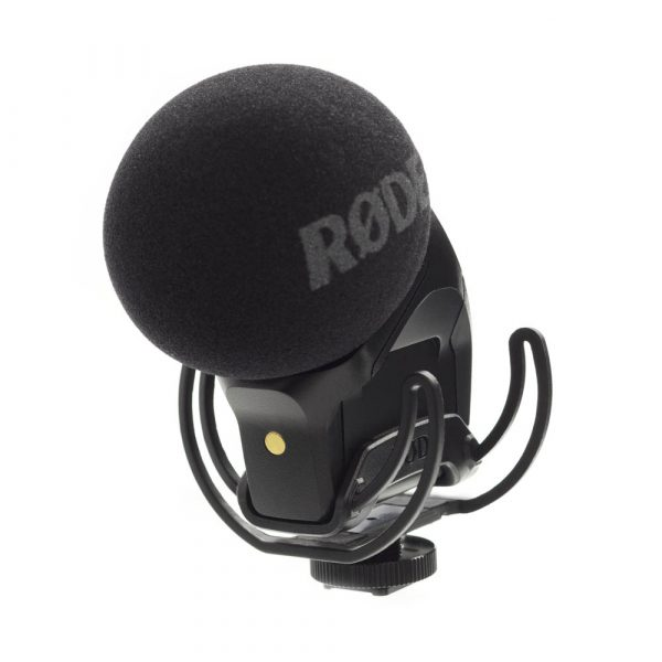 Stereo VideoMic Pro Rycote_Front