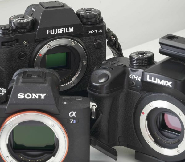 Obvious comparisons will be drawn with the Sony a7S II and Panasonic GH4