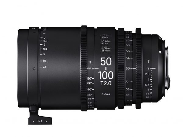 The 50-100mm T2