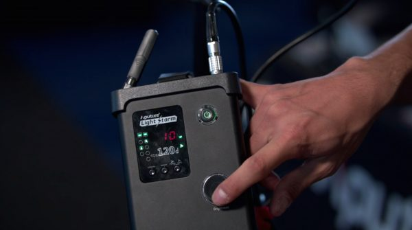 Aputure 120d Controller Box
