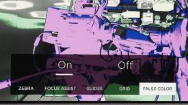 Blackmagic Video Assist 4K False Color Update Thumbnail