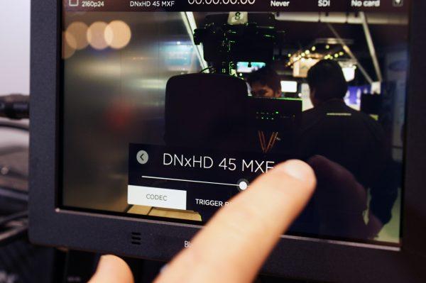Blackmagic Video Assist 4K Avid codecs with the new MXF wrapper