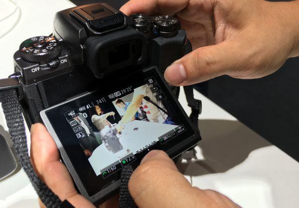 Canon EOS M5 Photokina 4